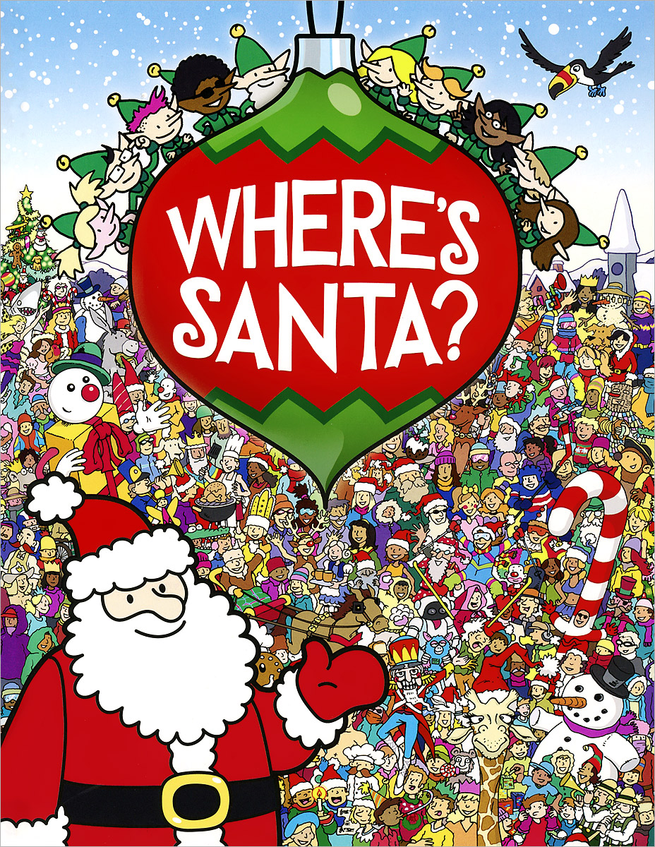 Where's Santa? irving j until i find you