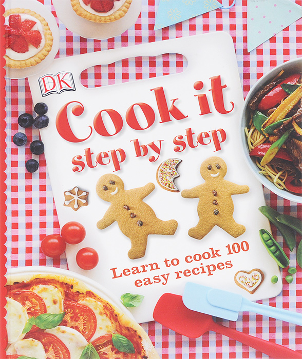 Cook It Step by Step everyday italian 125 simple and delicious recipes