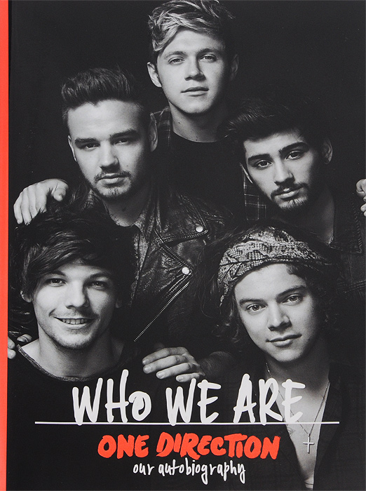 One Direction: Who We Are: Our Official Autobiography сигнализатор поклевки hoxwell new direction k9 r9 5 1