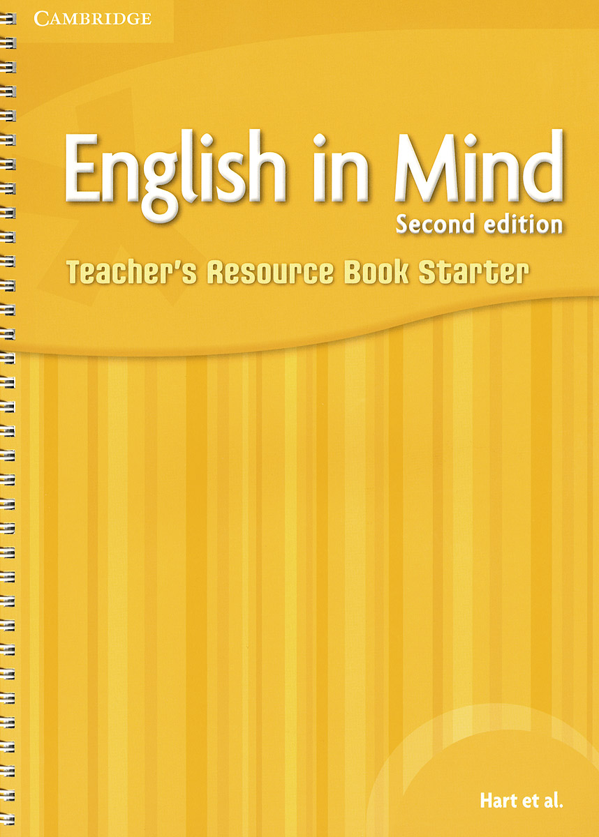 English in Mind Starter Level Teacher's Resource Book blue fins starter level cd rom