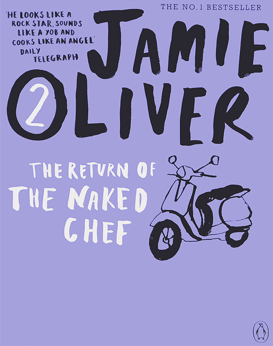 The Return of the Naked Chef cook with jamie