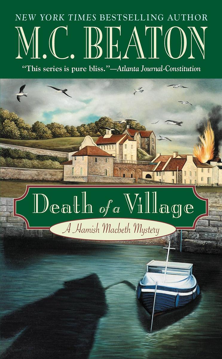 Death of a Village death on blackheath