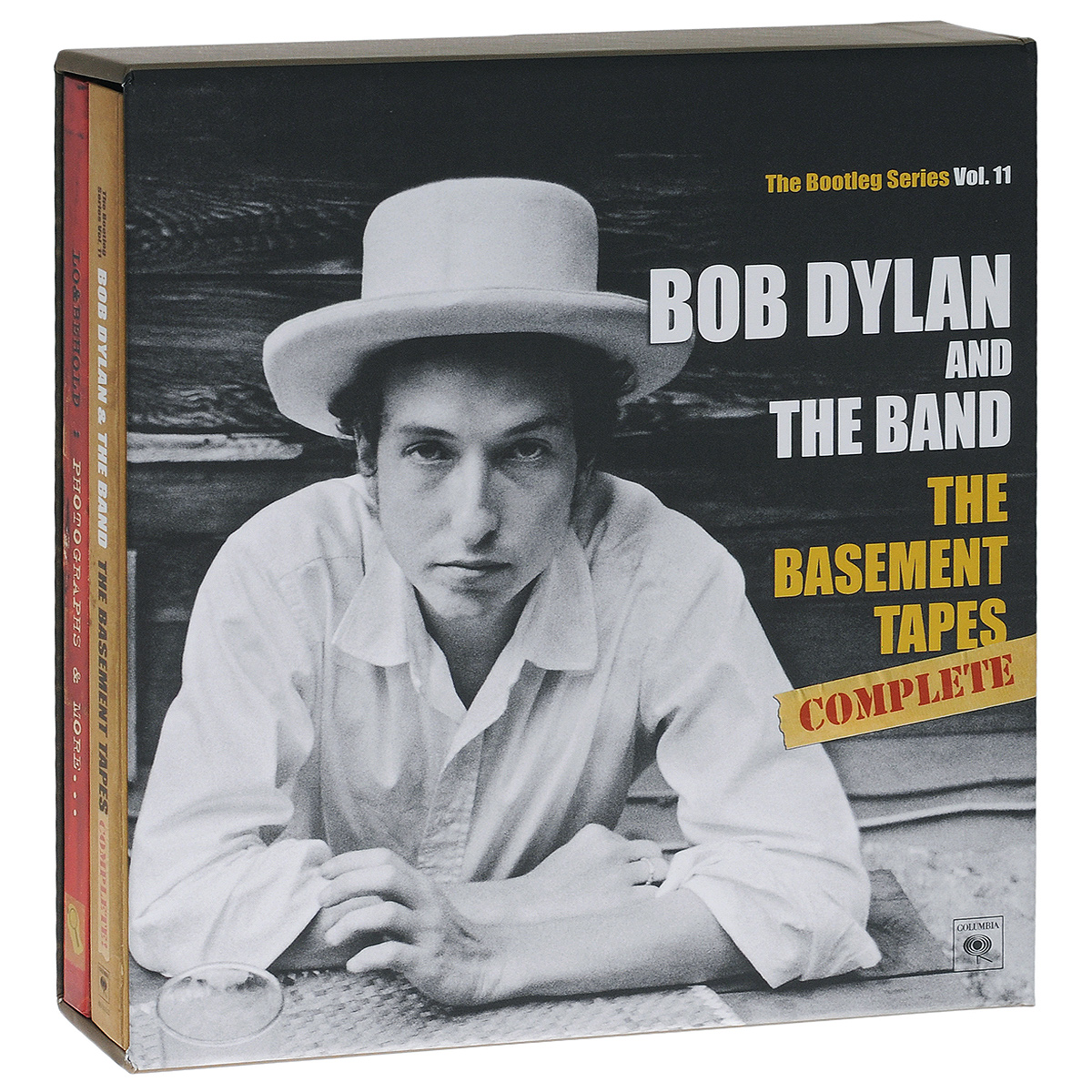 Bob Dylan And The Band Bob Dylan and The Band. The Bootleg Series Vol. 11: The Basement Tapes Complete. Limited Deluxe Edition (6 CD) cd bob dylan the bootleg series volumes 1 3 rare unreleased 1961 1991