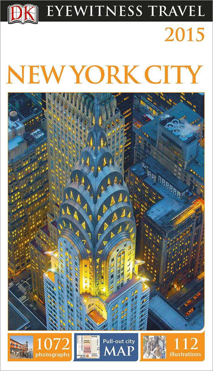 Фото New York City dk eyewitness top 10 travel guide scotland