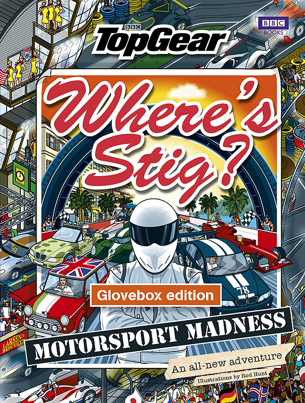 Top Gear: Where's Stig? Motorsport Madness motorsport manager [pc jewel]