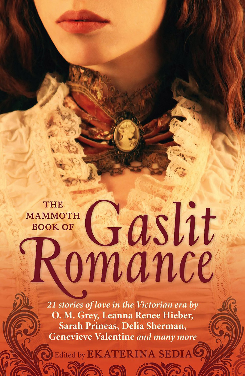 The Mammoth Book of Gaslit Romance цена и фото