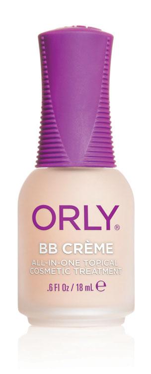 Orly Средство от несовершенств ногтей BB Creme, 18 мл орли средство от несовершенств ногтей orly 18 мл