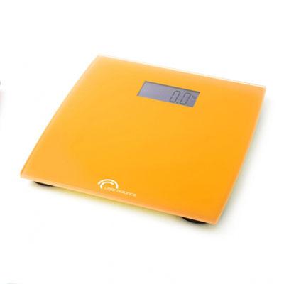 Весы напольные Little balance Little Orange, цвет: оранжевый весы little balance 8029 little