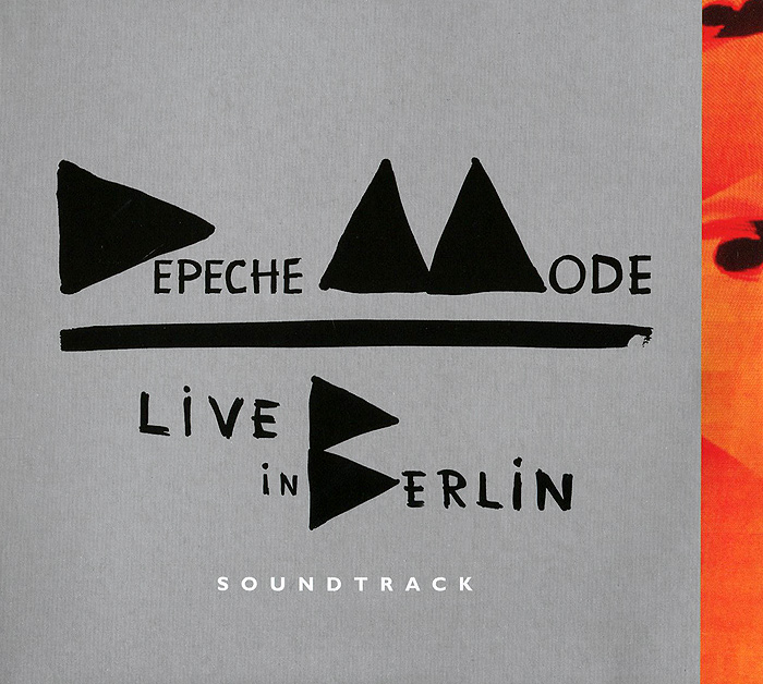 Depeche Mode Depeche Mode. Live in Berlin Soundtrack (2 CD) alfa matrix re covered vol 2 a tribute to depeche mode 2 cd