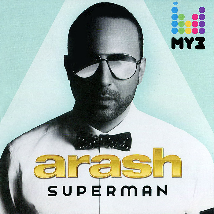 Arash. Superman