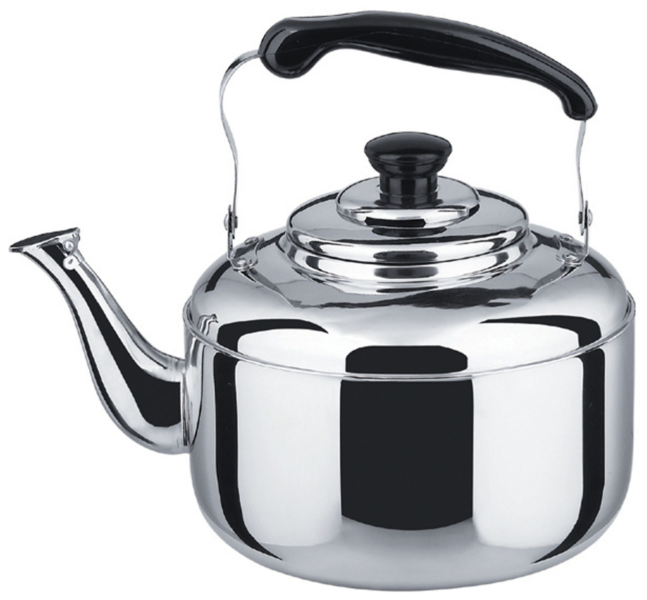 Чайник Bekker Koch со свистком, 2 л. BK-S485 термос bekker koch с помпой 2 5 л bk 4033