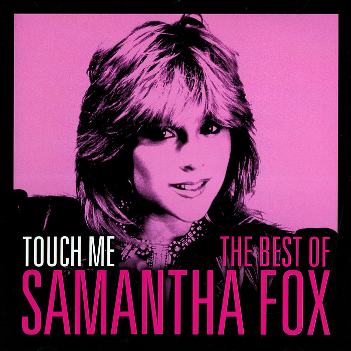 Саманта Фокс Samantha Fox. Touch Me The Best Of Samantha Fox pmw wireless multifunction led rgb strip music half touch rf music controller w memory function