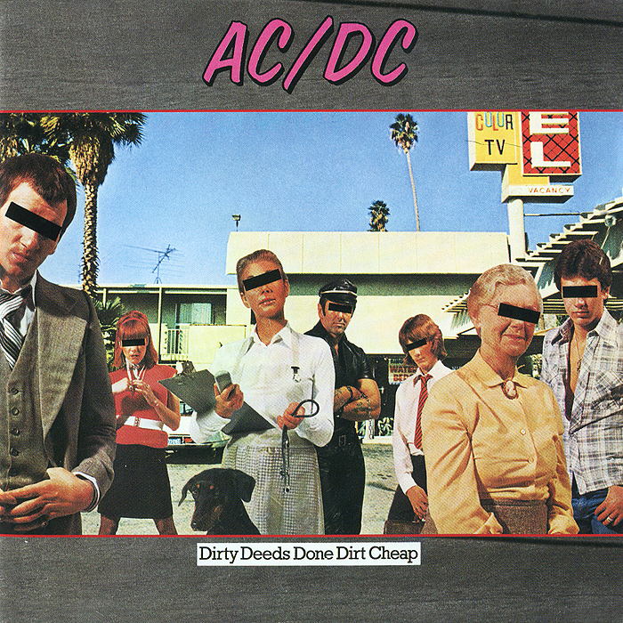 AC/DC AC/DC. Dirty Deeds Done Dirt Cheap виниловая пластинка ac dc dirty deeds done dirt cheap