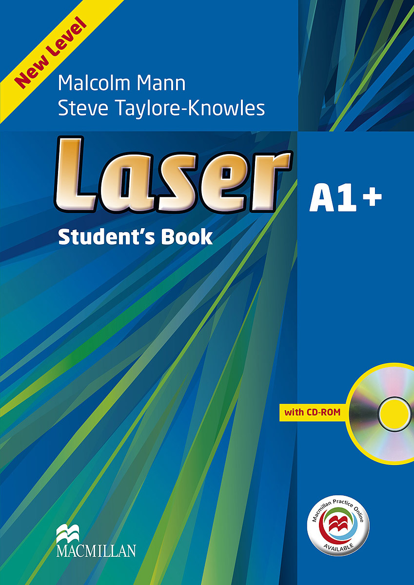 Laser A1+: Student's Book (+ CD-ROM) pte general skills booster level 5 student s book cd rom