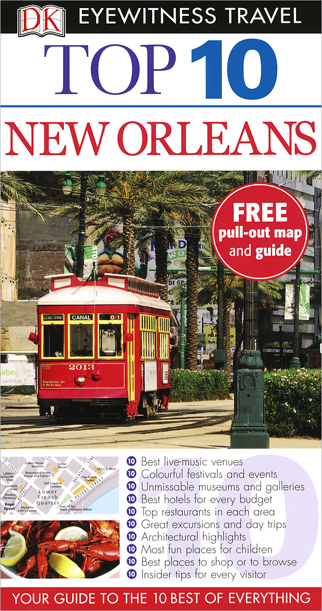 Dk Eyewitness Top 10: New Orleans florida top 10 garden guide top 10 garden guides
