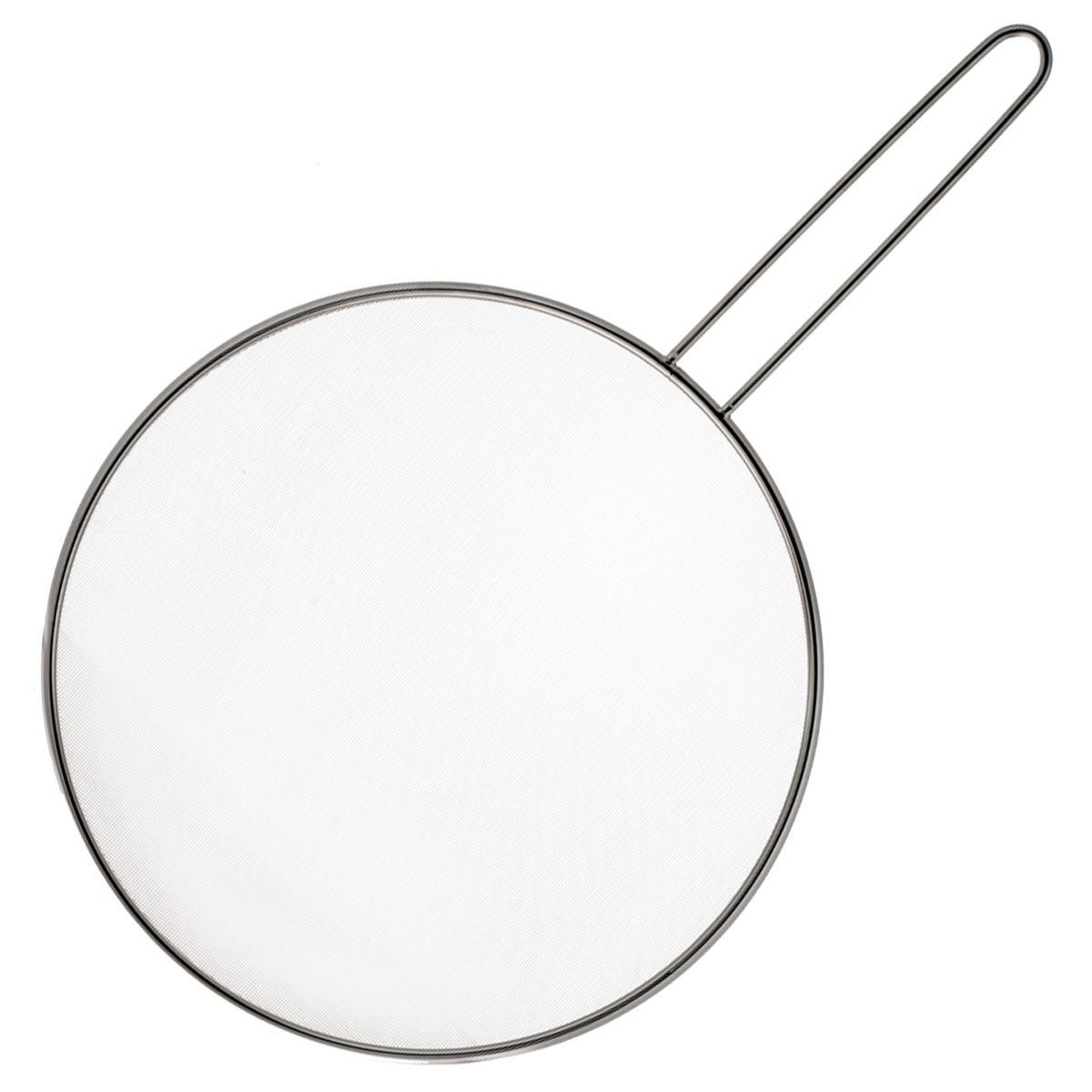 Сетка защитная Bekker, от брызг, диаметр 25 смBK-9200Сетка Bekker выполнена из нержавеющей стали. Достаточно положить сетку на сковороду и можно не беспокоиться о чистоте вашей плиты.Сетка Bekker станет незаменимым помощником на вашей кухне и понравится каждой хозяйке.
