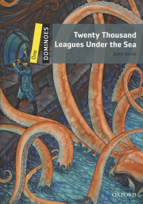 Twenty Thousand Leagues Under the Sea (+ 2 CD) verne j 20000 leagues under the sea theacher s book