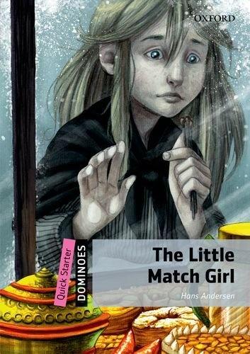 DOMINOES QST LITTLE MATCH GIRL little english я и моя семья игры и упражнения для малышей