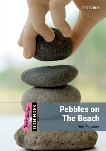 DOMINOES QST PEBBLES ON THE BEACH dominoes qst little match girl pack
