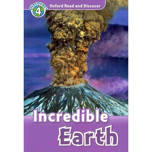 Read and discover 4 INCREDIBLE EARTH read and discover 4 incredible earth