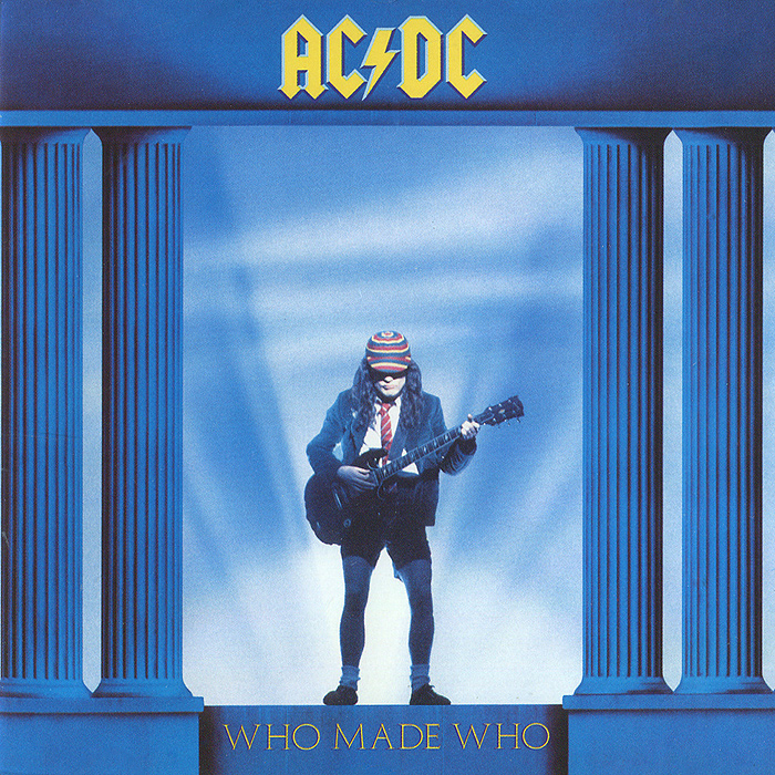 AC/DC AC/DC. Who Made Who 100 scientists who made history