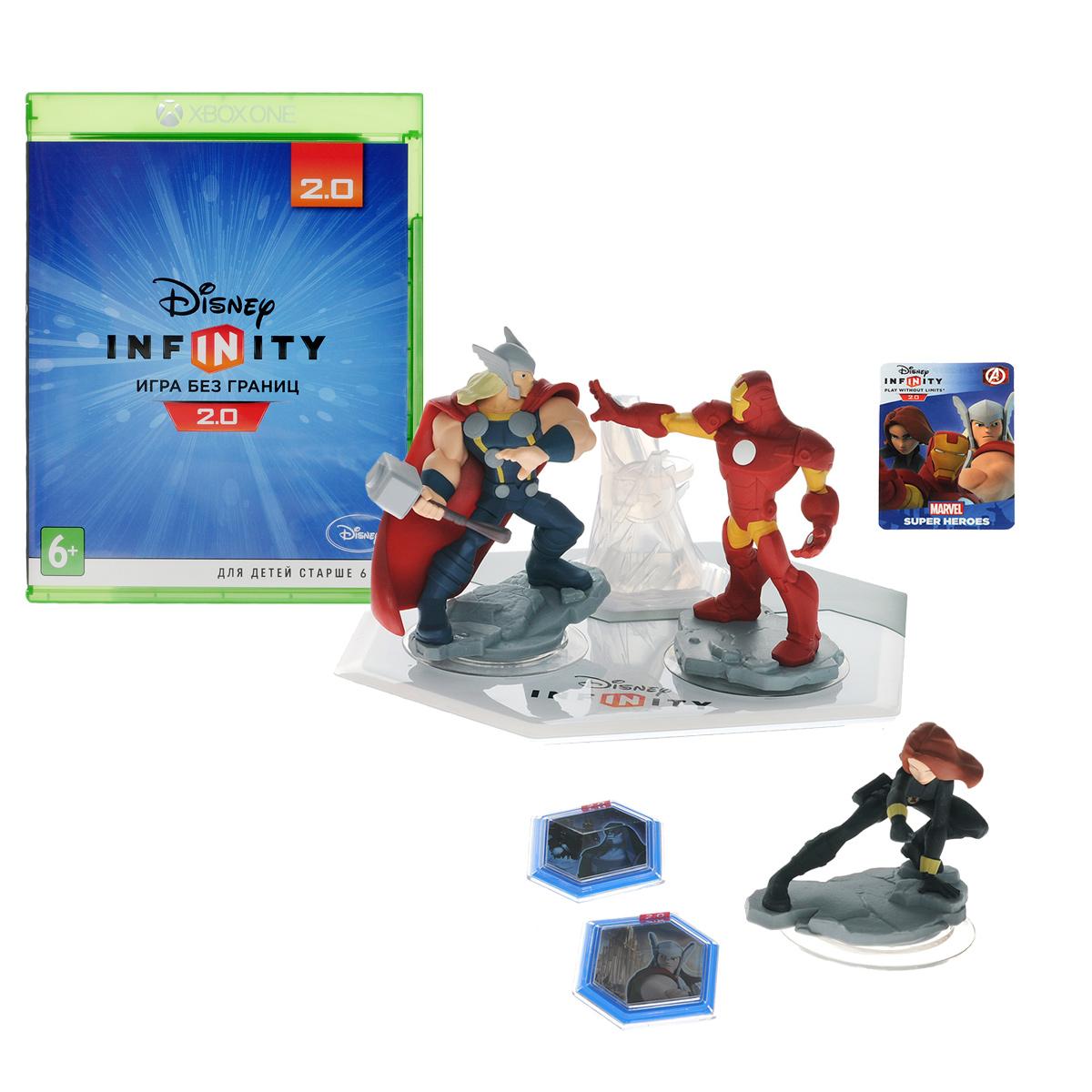 все цены на Disney Infinity 2.0 (Marvel). Стартовый набор (Xbox One) онлайн