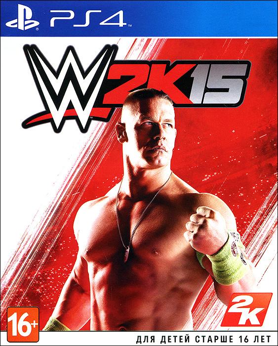 WWE 2K15 (PS4), Visual Concepts