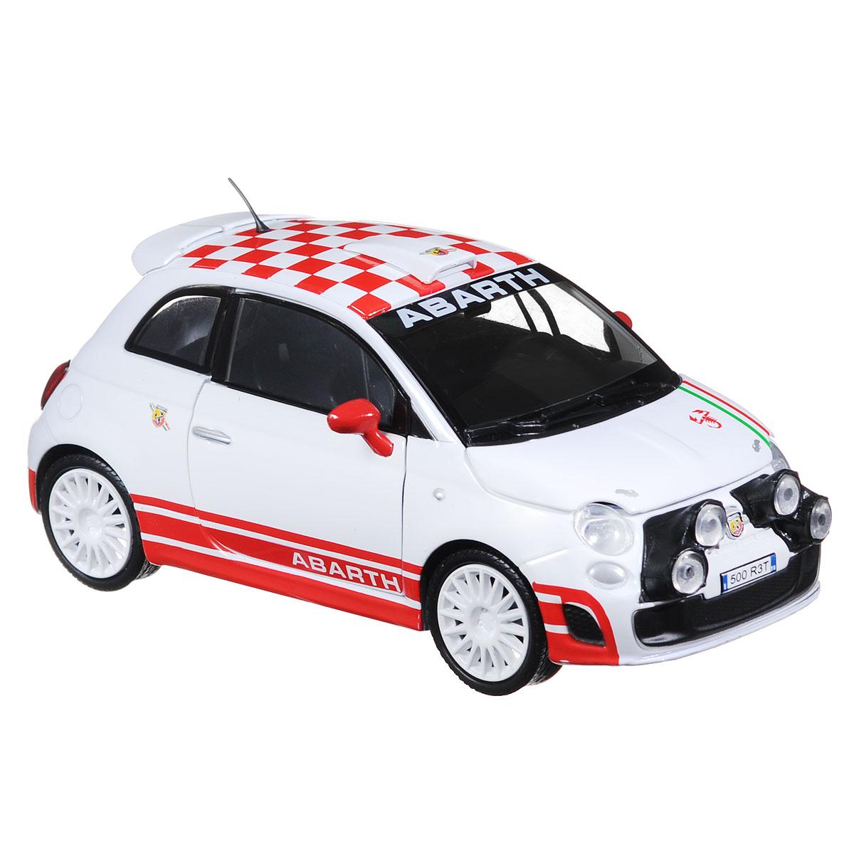MotorMax Модель автомобиля Abarth 500 R3T abarth tales толстовка
