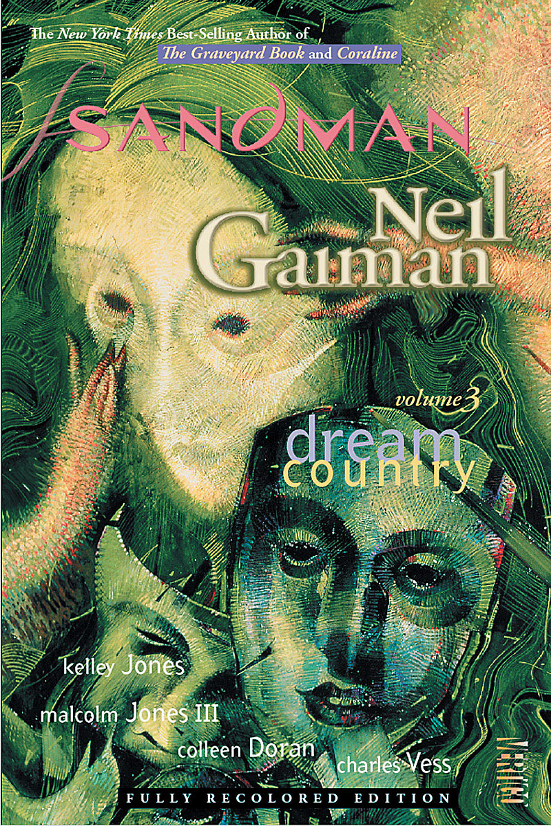 The Sandman: Volume 3: Dream Country the absolute sandman volume 1