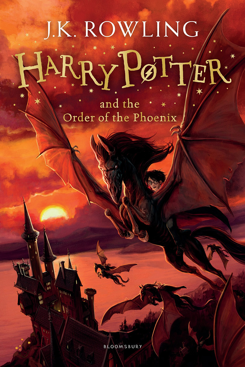 Harry Potter and the Order of the Phoenix harry potter the chamber of secrets