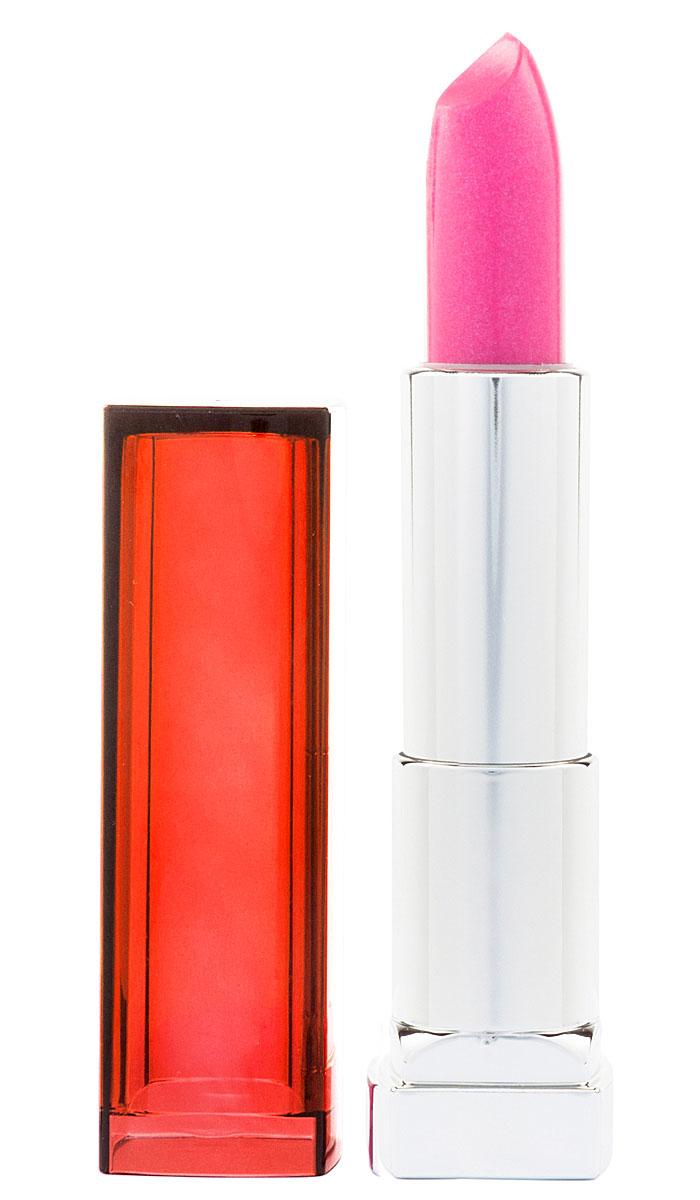 Maybelline New York Помада для губ Color Sensational, Роскошный цвет, Сочный фреш, оттенок 900, Розовый леденец, 4,4 гB2650501Витамин Е и медовый нектар защищают губы и позволяют избежать ощущения сухости и стянутости. Перламутровые микрочастицы жемчуга придают нежное и изысканное мерцание. Розовые, коралловые и бежевые оттенки позволяют создать элегантный и утонченный образ.Сияние жемчуга так женственно, так естественно… Это сенсация! 9 соблазнительных оттенков жемчужной помады.