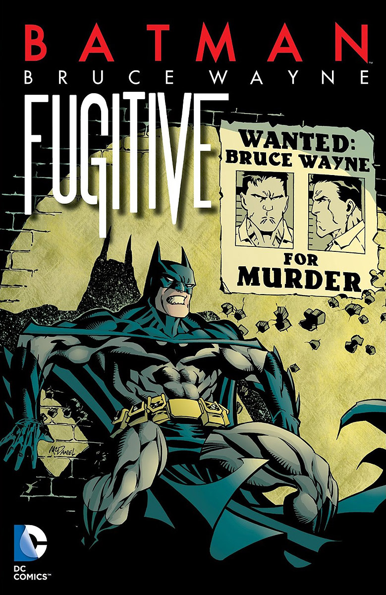 Batman: Bruce Wayne: Fugitive the killing 2