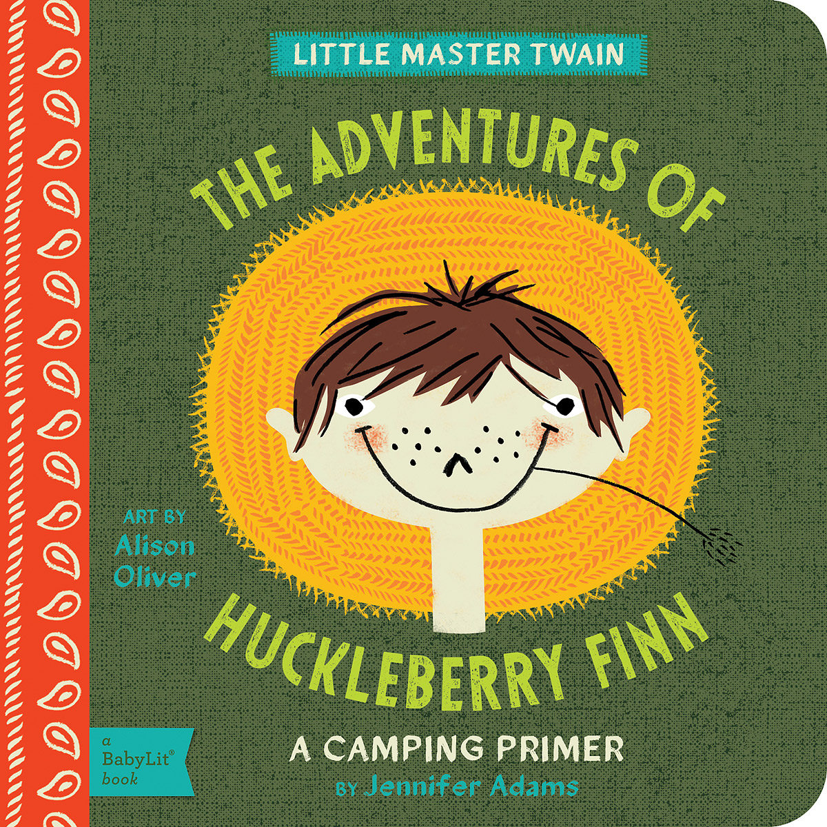 Little Master Twain: The Adventures of Huckleberry Finn twain m the adventures of huckleberry finn
