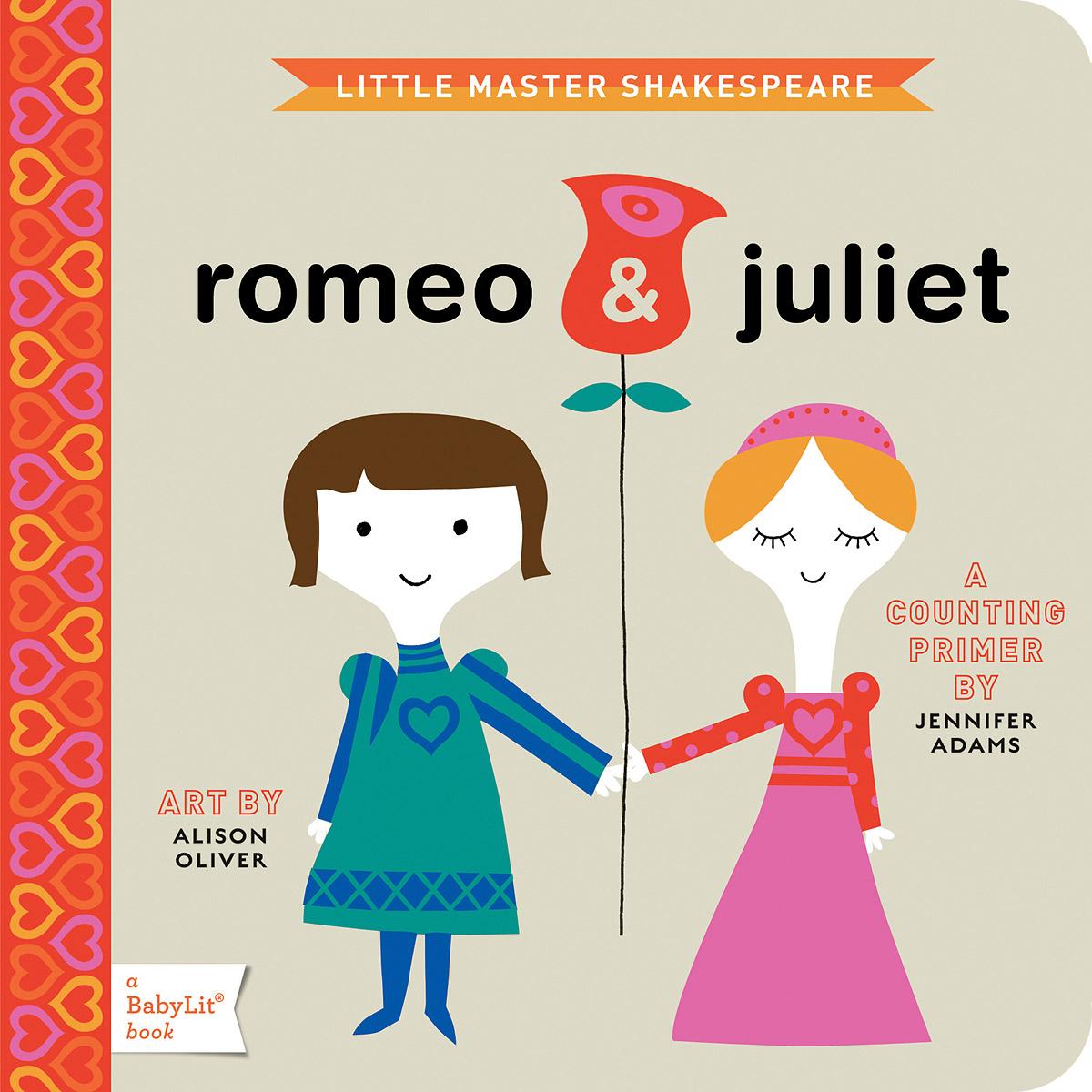 Little Master Shakespeare: Romeo & Juliet shakespeare william rdr cd [lv 2] romeo and juliet