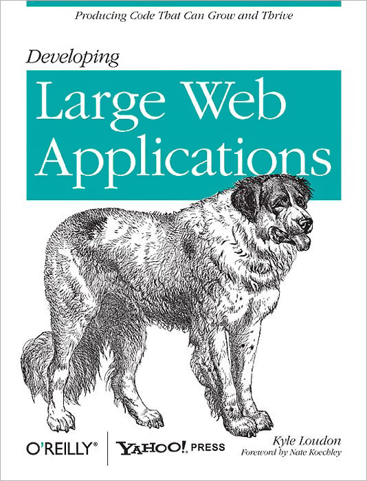 Developing Large Web Applications developing web applications with haskell and yesod
