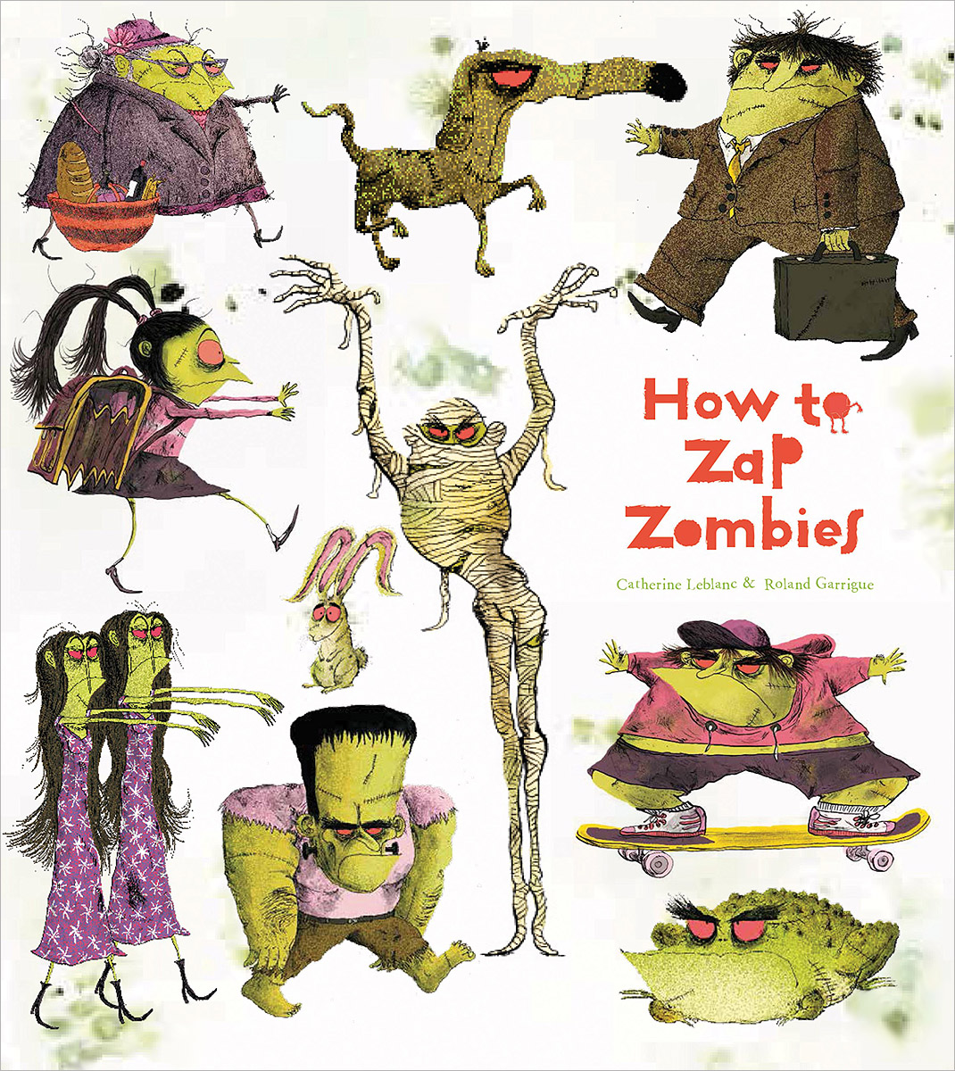 How to Zap Zombies the zombies колин бланстоун род аргент the zombies featuring colin blunstone