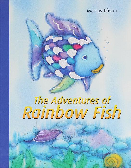 The Adventures of Rainbow Fish купальник love of the sea 1276 bikini