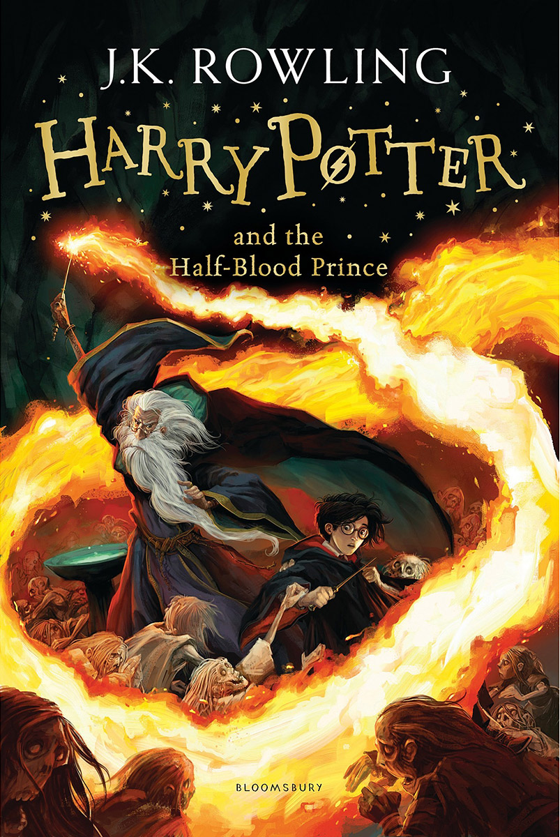 Harry Potter and the Half-Blood Prince harry potter the chamber of secrets