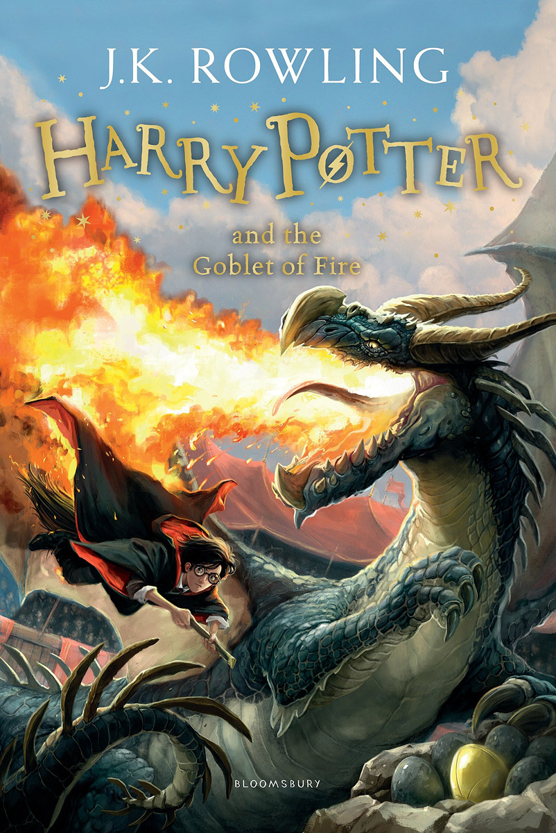 Harry Potter and the Goblet of Fire the wizards of once