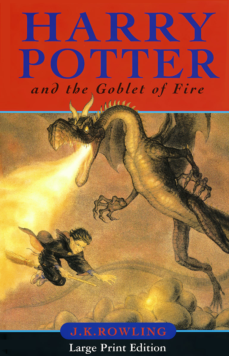 Harry Potter and the Goblet of Fire harry potter and the goblet of fire аудиокнига на 17 cd