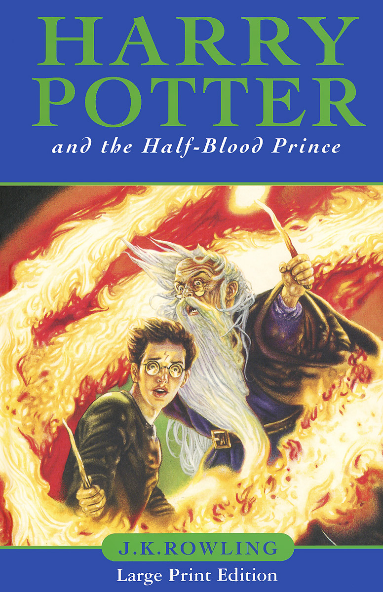 Harry Potter and the Half-Blood Prince harry potter 5 order of the phoenix