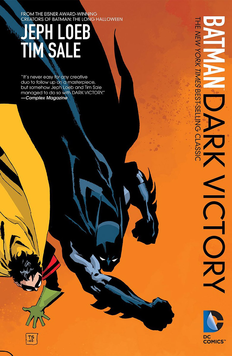 Batman: Dark Victory batman his greatest adventures