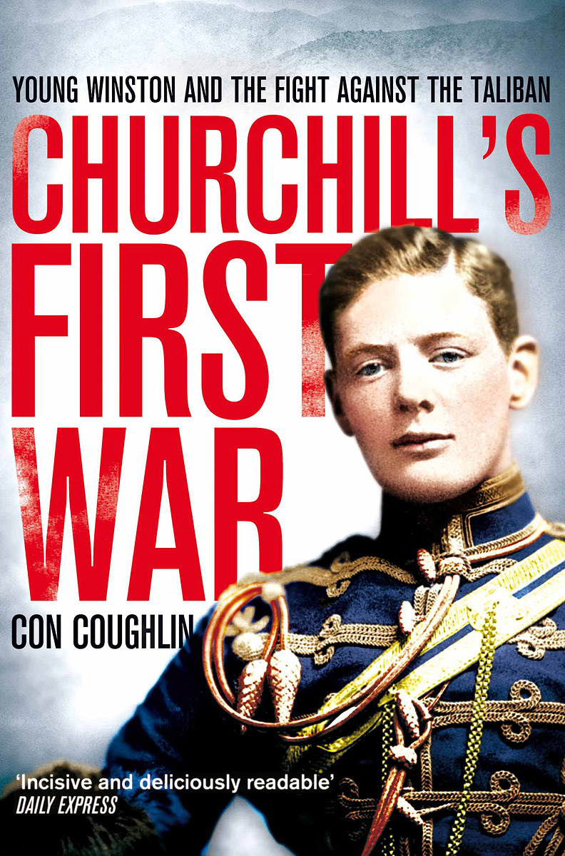 Churchill's First War: Young Winston and the Fight Against the Taliban rollercoasters the war of the worlds