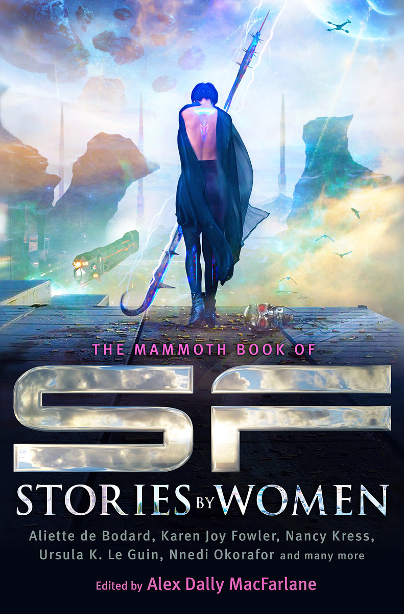 Mammoth Book of SF Stories by Women science fiction classic stories from the golden age of science fiction