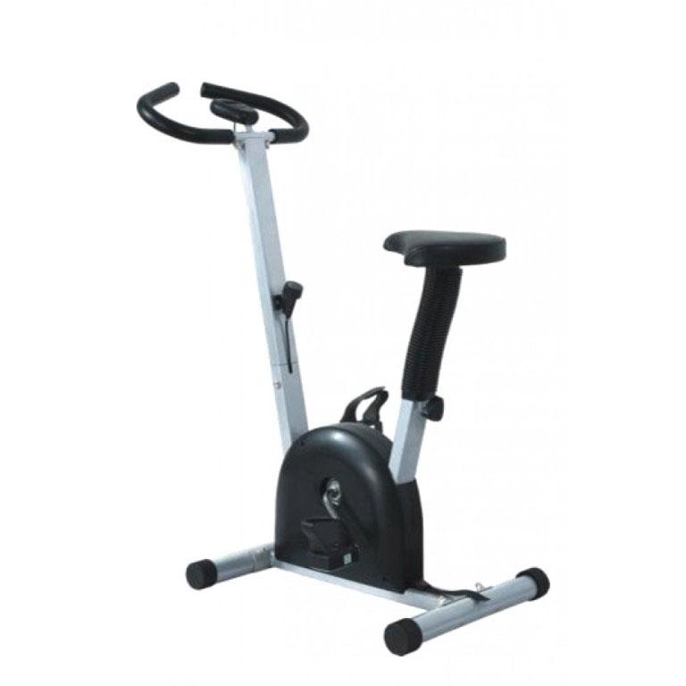 Велотренажер Sport Elit, цвет: серый, 70 см х 46 см х 99 см велотренажер sport elit se 400