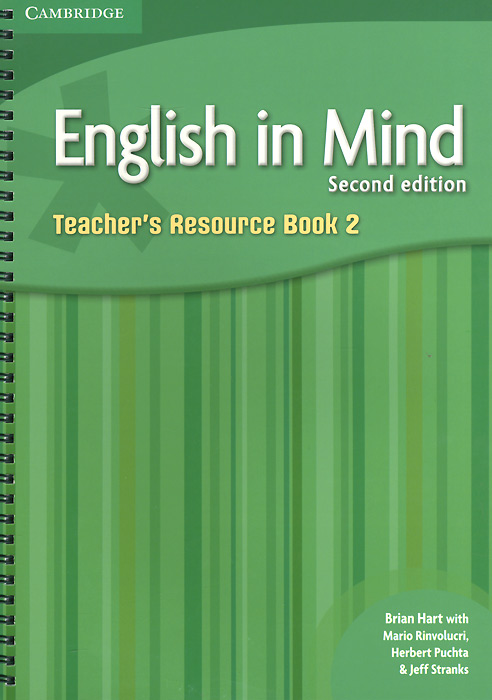 English in Mind: Level 2: Teacher's Resource Book clarke daniela oxford grammar for schools 4 teachers book with audio cd