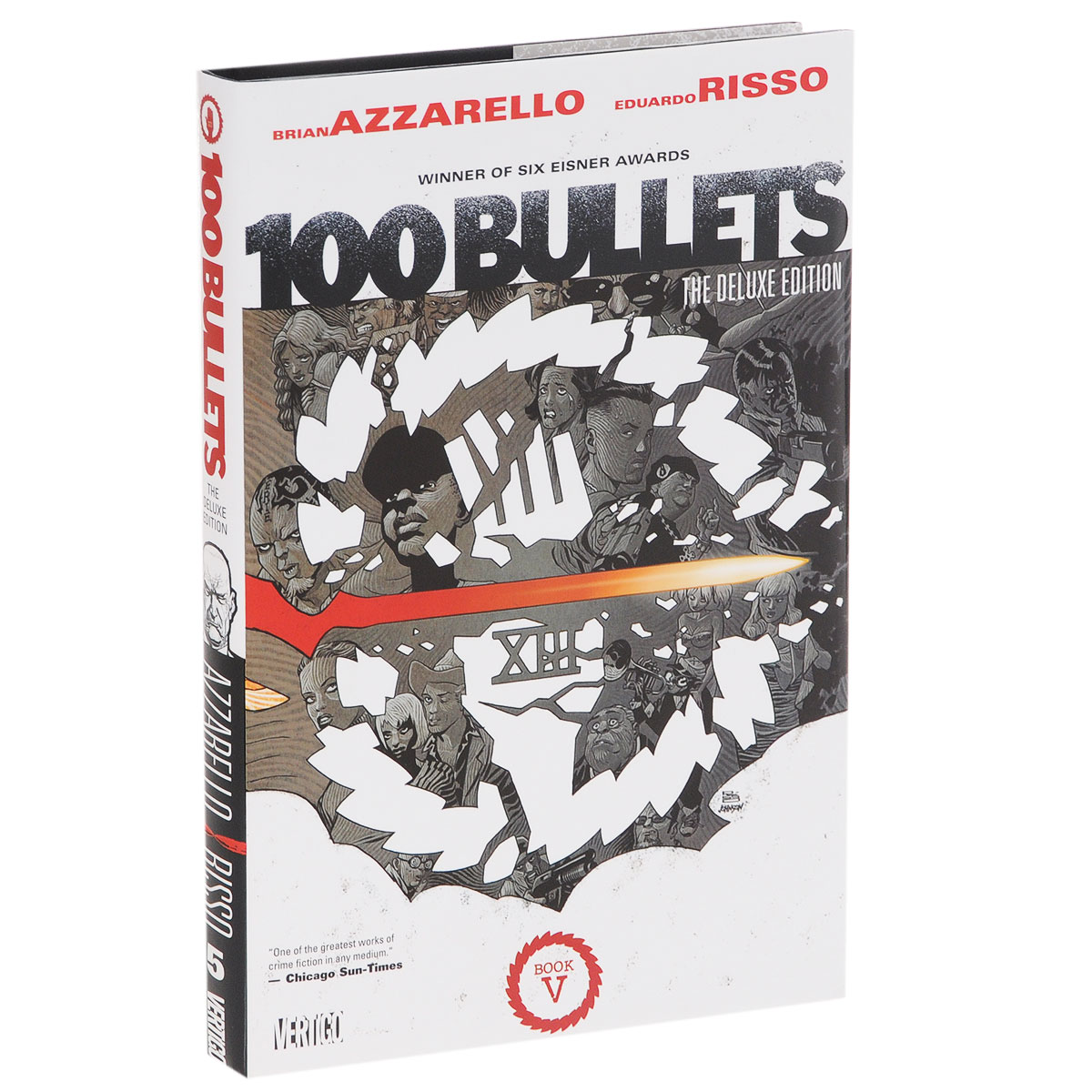 100 Bullets: The Deluxe Edition: Book 5 zenfone 2 deluxe special edition