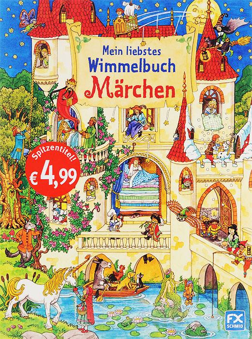 Mein liebstes Wimmelbuch Marchen mein liebstes wimmelbuch marchen