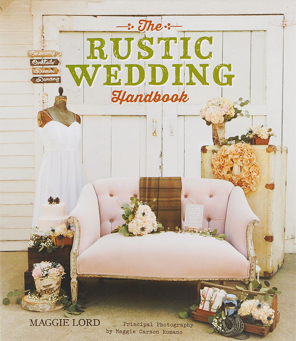 The Rustic Wedding Handbook handbook of the exhibition of napier relics and of books instruments and devices for facilitating calculation