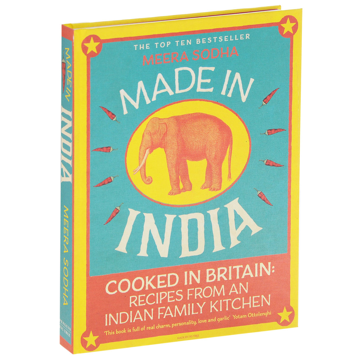 Made in India: Cooked in Britain: Recipes from an Indian Family Kitchen britain and her people